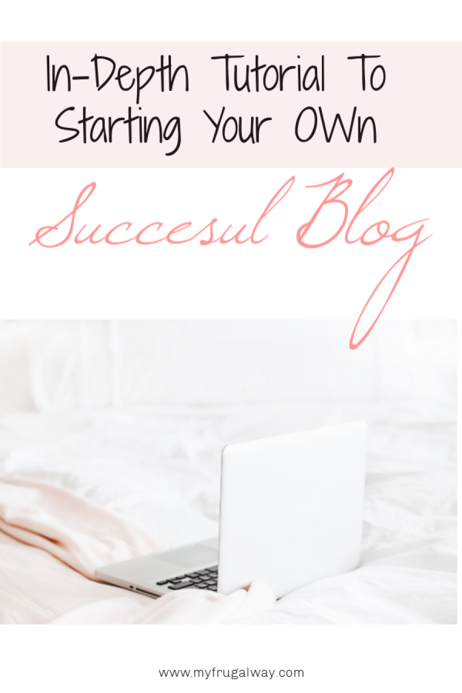step  by step guide to start a blog today