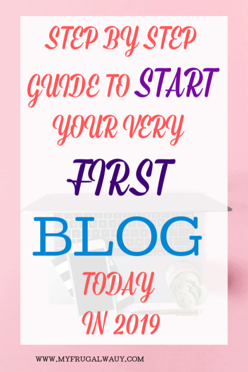 blogging tips to help you write your first blog post