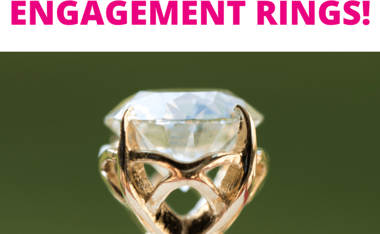 how to budget for an engagement ring, tips to save money when buying engagement ring.