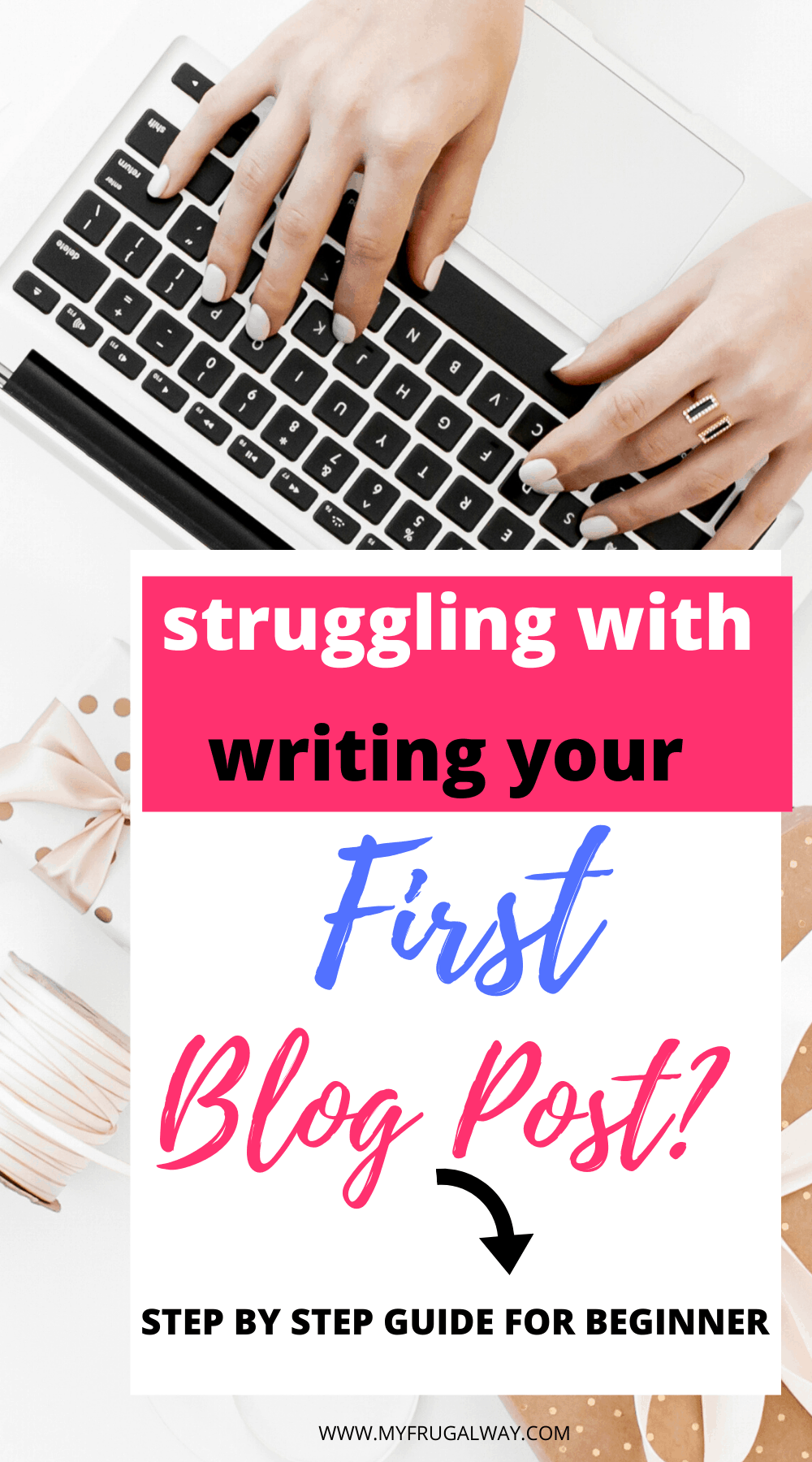 Beginner blogging tips using wordpress. Best step by step tutorial to help you write your first blog post in WordPress. All you need to know how to write and publish your very first blog post.