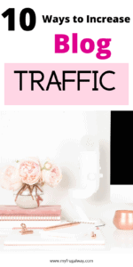 Tips to increase blog traffic fast. Are you a brand new blogger struggling to grow your blog traffic? These real tips will help you drive traffic to your blog and start making you money.